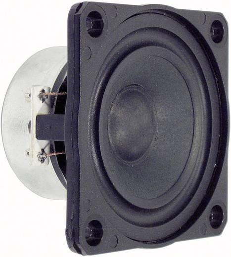 3.3 Zoll 8 cm Breitband Lautsprecher-Chassis Visaton SC 8 N 30 W 8 Ω