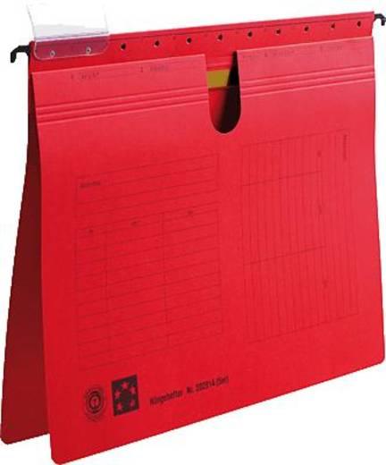 5 Star Hängehefter rot für DIN A4 Natronkarton (RC) 230g/qm Inh.5