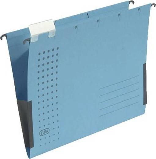 Elba Hängetaschen chic, VE5/85803BL A4 blau Karton (RC) 230 g/m² Inh.5