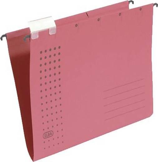 Elba Hängemappen chic/85801RO A4 rot Karton (RC) 230 g/m² Inh.5
