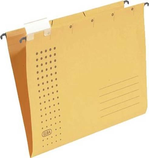 Elba Hängemappen chic/85801GB A4 gelb Karton (RC) 230 g/m² Inh.5