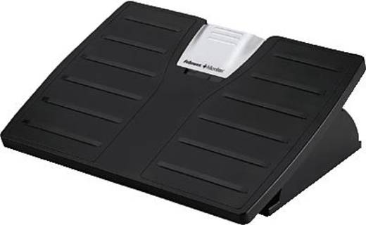 Fellowes Fußstütze Microban/8035001 H20,3xB43,2xT31,8 cm silber/schwarz