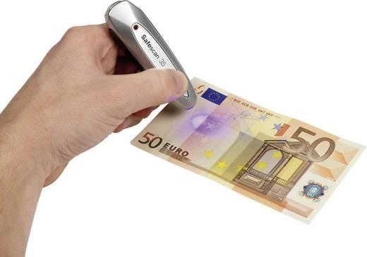 Geldscheinprüfer Safescan mit Leuchte