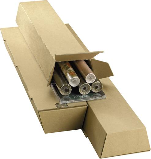 Smartboxpro Trapez MAXI Versandverpackung /141693114 860x145/108x75 mm braun A0