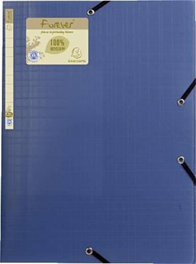 Exacompta Sammelmappe forever Recycled PP/551572E 320x240mm blau
