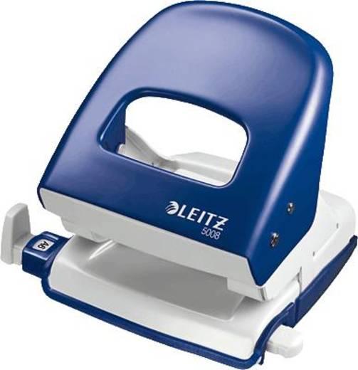 Leitz 5008-00-35 Bürolocher Blau (B x H x T) 107 x 100 x 137 mm