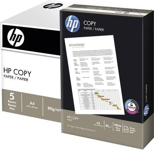 Universal Druckerpapier HP Copy CHP910 DIN A4 80 g/m² 2500 Blatt Weiß