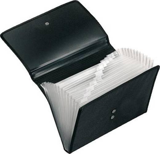 Veloflex Fächermappe Office/4445880 DIN A4 schwarz