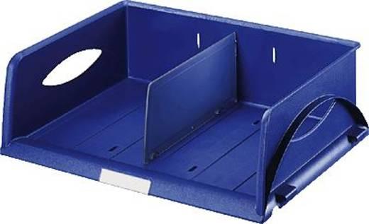 LEITZ Sortierkorb Sorty, blau/5230-00-35 408x295x127mm für: A4/C4