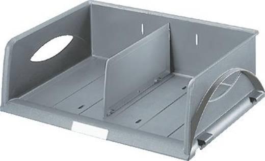 LEITZ Sortierkorb Sorty, grau/5230-00-85 408x295x127mm für: A4/C4