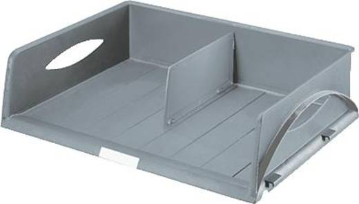 LEITZ Sortierkorb Sorty Jumbo A3 quer, grau/5232-00-85 508x380x127mm