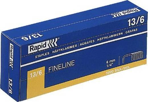 Rapid Heftklammern für R13 ergo/11830700 Inh.5000