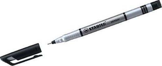 STABILO® sensor®, Tintenfeinschreiber/189-46 0,3 mm schwarz