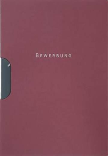 Elba Bewerbungsmappen /36411BX 310 x 224 x 5 mm bordeaux Karton 320 g/qm