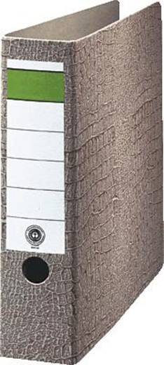 herlitz Archivordner/80027626 braun Rückenbreite 75 mm