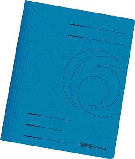 Herlitz Schnellhefter/10902492 blau 240 g/qm