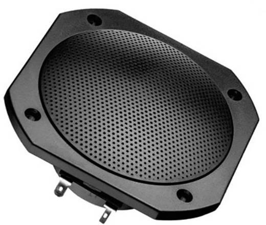 Visaton FRS 10 WP Einbaulautsprecher 50 W 4 Ω Schwarz 1 St.