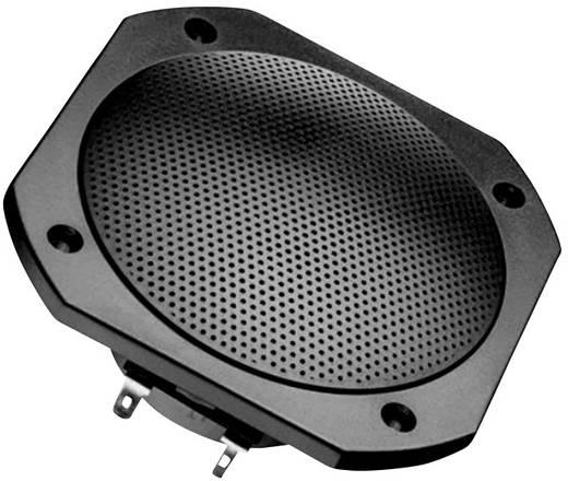 Visaton FRS 10 WP Einbaulautsprecher 50 W 8 Ω Schwarz 1 St.