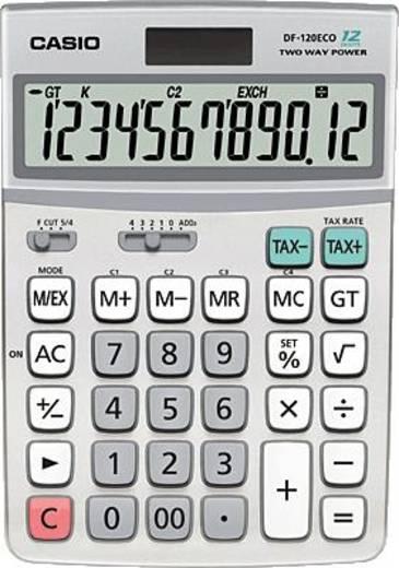 Casio Tischrechner DF-120ECO 12-stellig