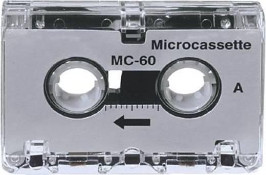 Micro Diktierkassette MC 1.60, 2 x 30 Min.