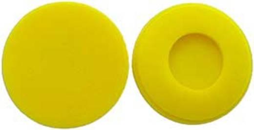 Sennheiser OP - HD 424 On Ear Kopfhörer Ohrpolster 1 Paar Gelb