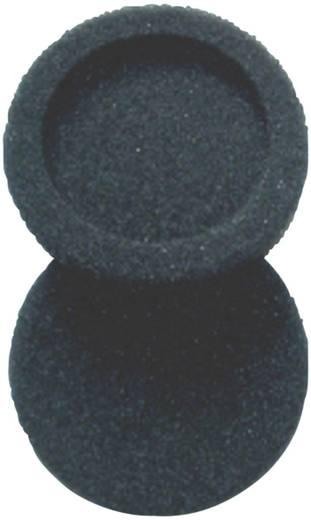 On Ear Kopfhörer Ohrpolster 1 Paar Sennheiser OP - HD 400 / HD 410 Grau