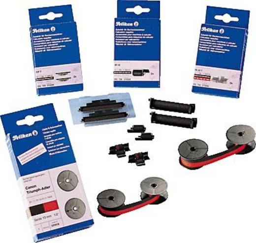 Pelikan Farbrolle/515049 schwarz Ink Roll 744/2 Casio101S/TA1074PD IR40 Inh.2