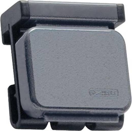 Maul Magnetclip (B x H) 40 mm x 36 mm rechteckig Schwarz 10 St. 6263084