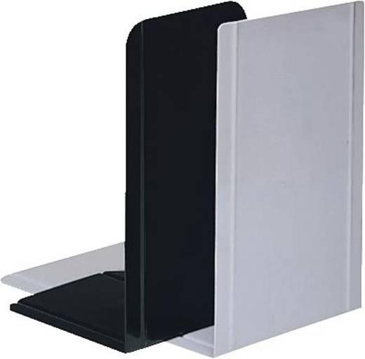 Maul Buchstütze 3545090 Produktabmessung, Höhe:240 mm Schwarz 2 St.