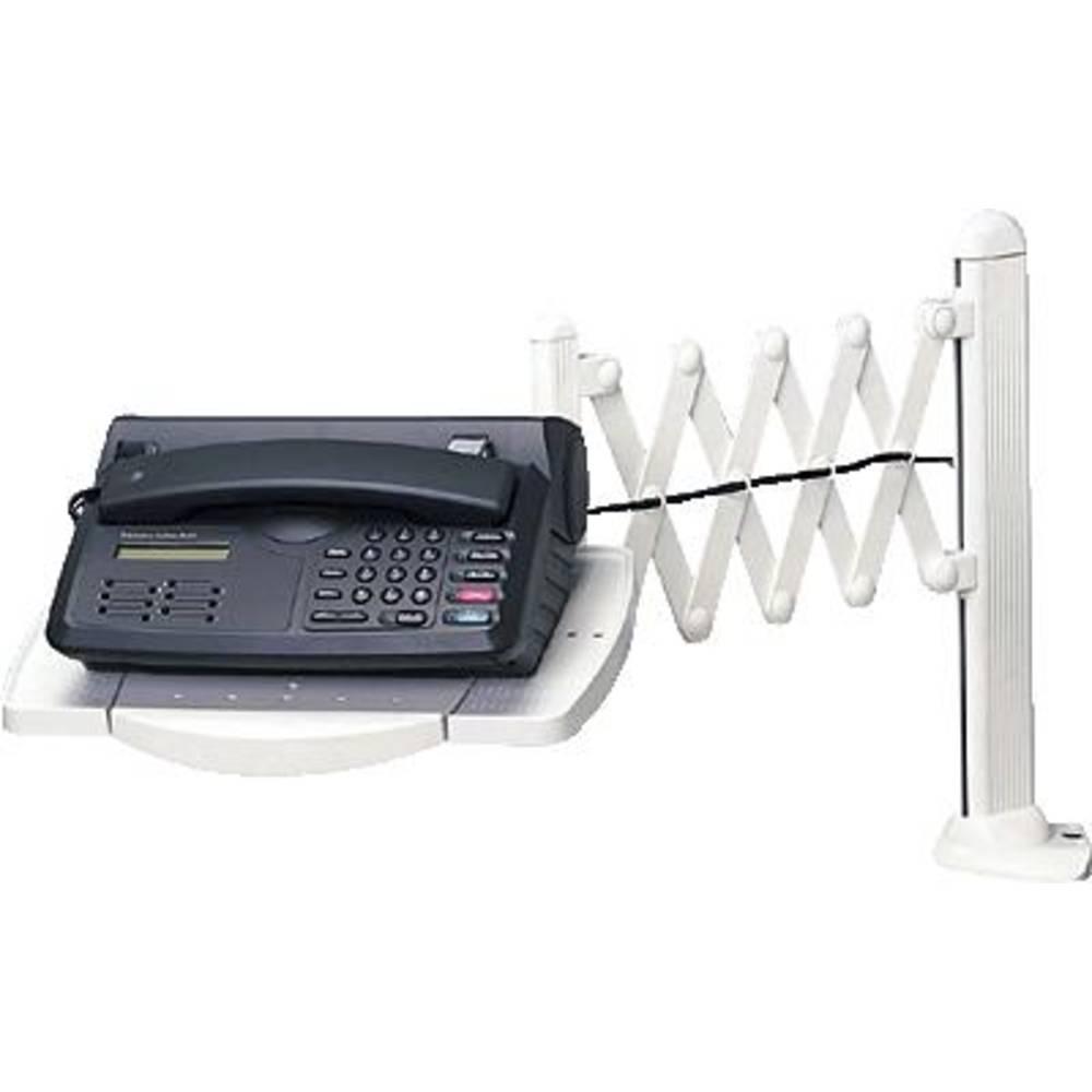 bras porteur en ciseaux pour t l phone maul 8313282 gris. Black Bedroom Furniture Sets. Home Design Ideas