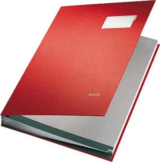 Leitz Unterschriftsmappen/5700-00-25 240x340mm für:A4 rot