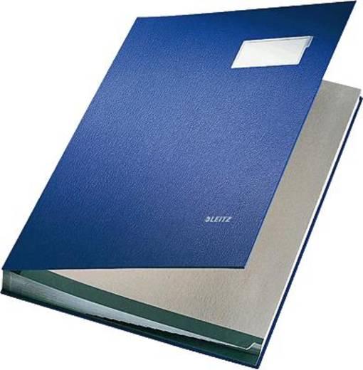 Leitz Unterschriftenmappe 5700-00-35 DIN A4 Anzahl der Fächer:20