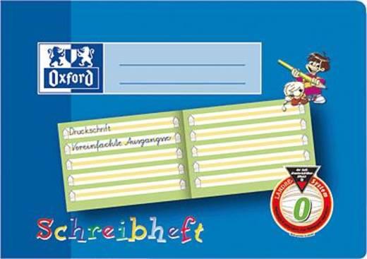 Oxford Schreiblernhefte/311501617 A5 quer 90 g/qm
