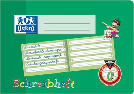 Oxford Schreiblernhefte/311501600 A5 quer 90 g/qm