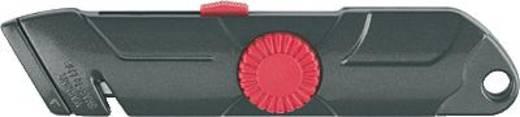 Ecobra Sicherheits-Cutter/770550 L158xB38 mm schwarz/rot