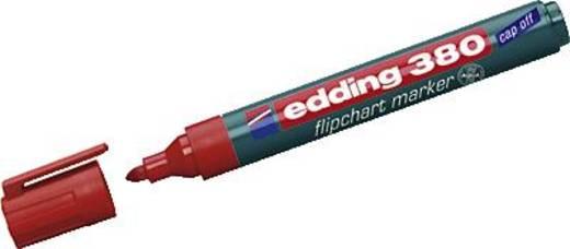 edding Flipchartmarker 380/4-380002 rot