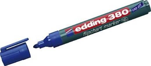 edding Flipchartmarker 380/4-380003 blau