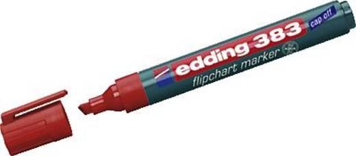 edding Flipchartmarker 383/4-383002 rot