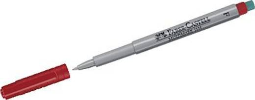 Faber-Castell Multimark Non-Permanent F/151421 rot