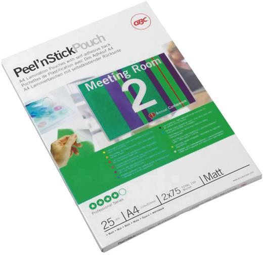Laminierfolie Peel'n Stick ibico A4 matt, 25er