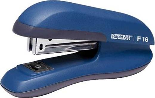 Rapid Heftgerät F16 blau/23810502 20 Blatt