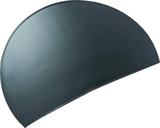 LÄUFER Schreibunterlage DURELLA RONDO/49776 50x74cm schwarz