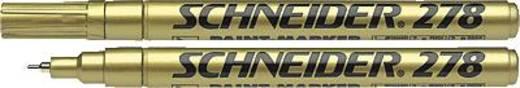 Schneider Lackmarker 278 gold/127853 0,8 mm