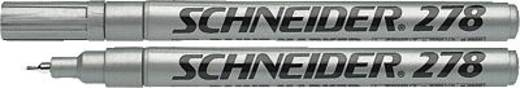 Schneider Lackmarker 278 silber/127854 0,8 mm