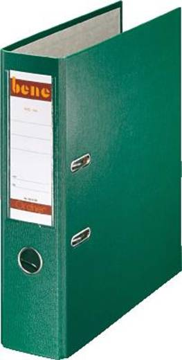 Bene Ordner Standard A4 80 mm/291400GN grün
