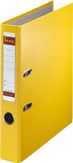 Bene Ordner Standard A4 45 mm/291600GE gelb