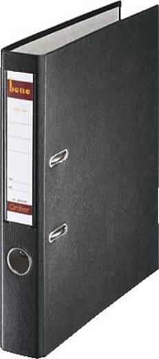 Bene Ordner Standard A4 45 mm/291600SW schwarz