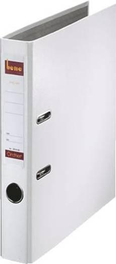 Bene Ordner Standard A4 45 mm/291600WS weiß