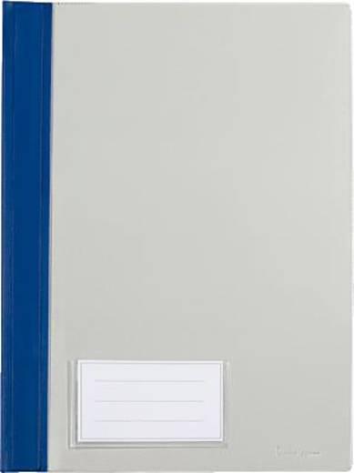 Bene Kunststoffschnellhefter A4/281100 blau