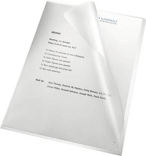 Bene Klarsichthüllen A4, genarbt/201200 PP 80 my Inh.100